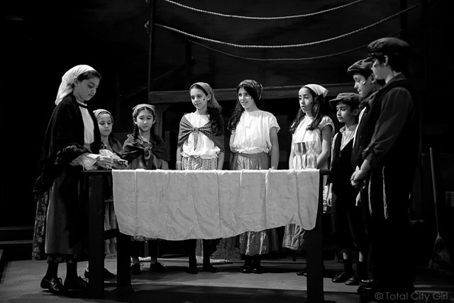 Theater Photography – Fiddler On The Roof, Jr.