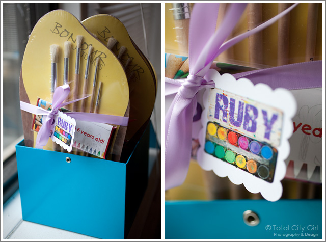 Tips For A Creative Arts Party