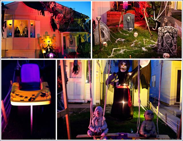 Halloween House - Staten Island, NY