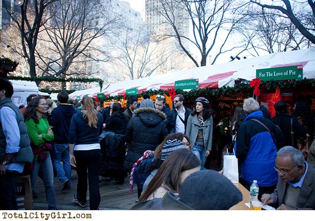 Columbus Circle Holiday Market 2013
