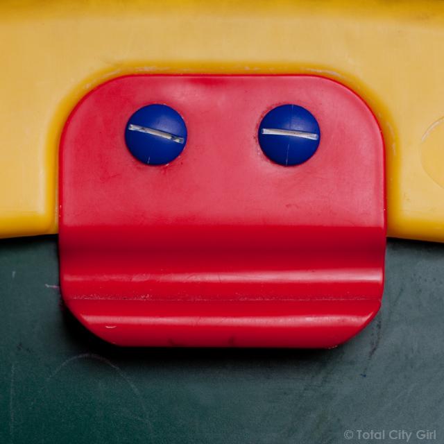 Hidden Faces Photo Project:  Week 2