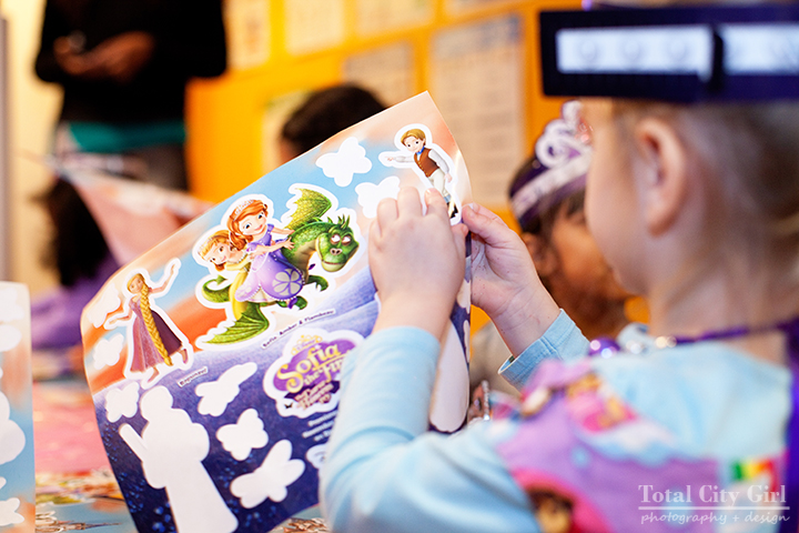 Disney Junior Sofia The First evet - Macaroni Kids Riverdale, Photographed by Total City Girl Photography + Design