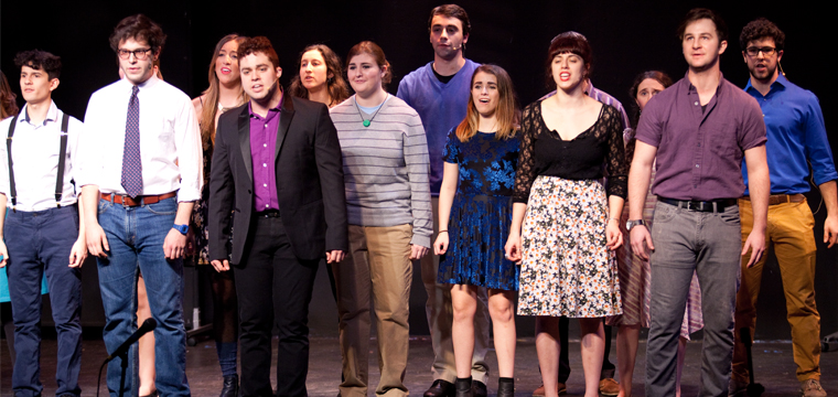 """Theater Photography NYC:  RRS """"Bar Mitzvah"""""""