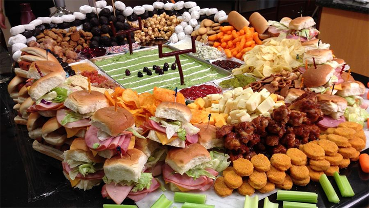 Game Day 2015 Party Food Roundup Total City Girl The Blog