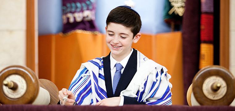 CSAIR Bar Mitzvah:  Eytan S.