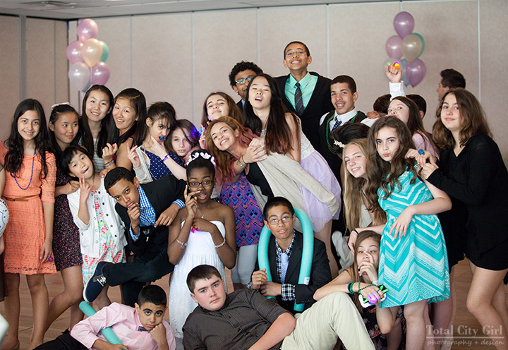 HIR Bat Mitzvah - Sophie P. - Photography by Total City Girl Photography + Design, Stacey Natal, NYC