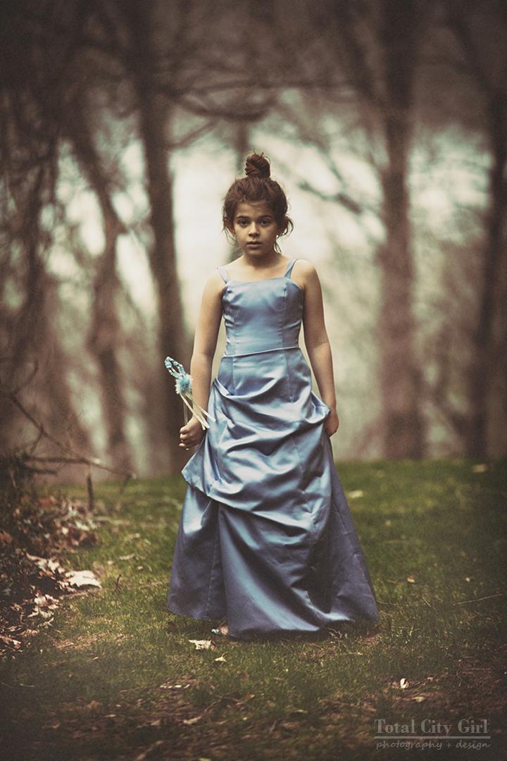 Cinderella Inspired Photo Shoot - B&H Portfolio Development Series