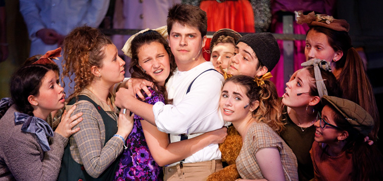Theater Photography – UrineTown The Musical