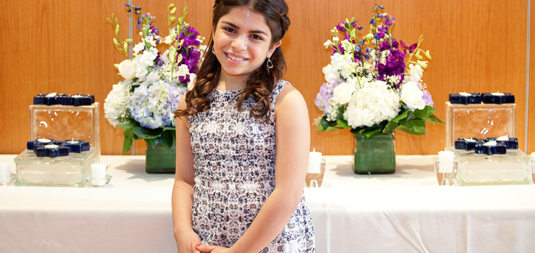 CSAIR Bat Mitzvah:  Noa I.