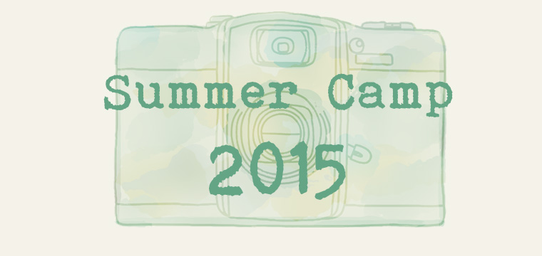 Summer Camps 2015!