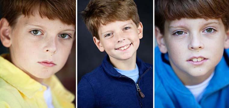 Headshots For Kids – Boys!