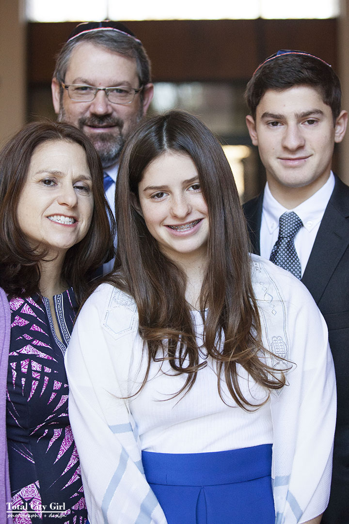 CSAIR Bat Mitzvah - Lia G.