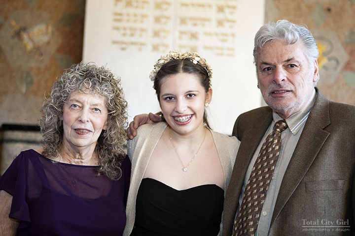 Maya's Bat Mitzvah - Riverdale Temple, Family Portraits, Photography by Stacey natal / Total City Girl