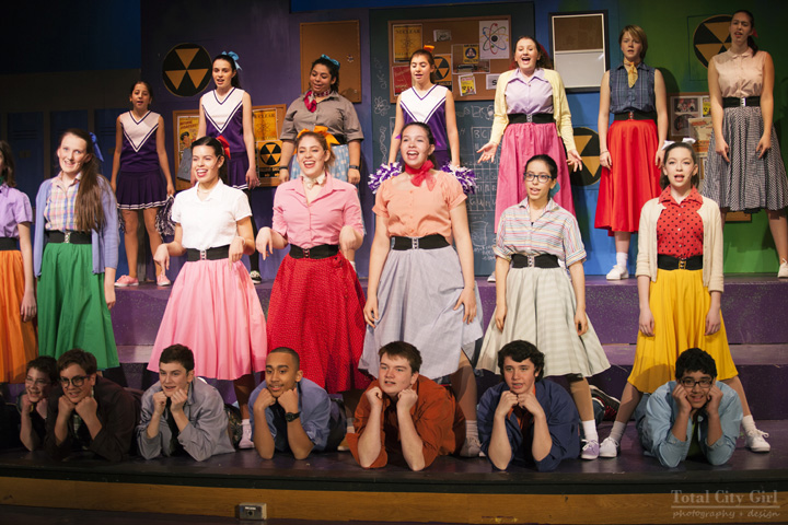 Zombie Prom performed by RIverdale Rising Stars