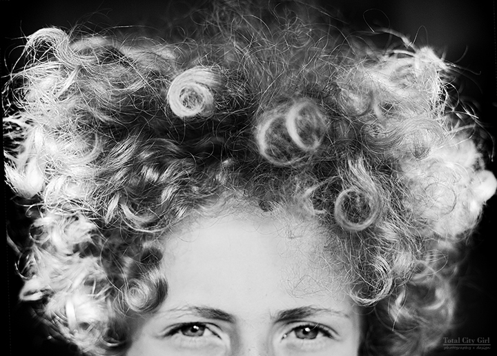 Boys with curls - Total City Girl - Stacey Natal