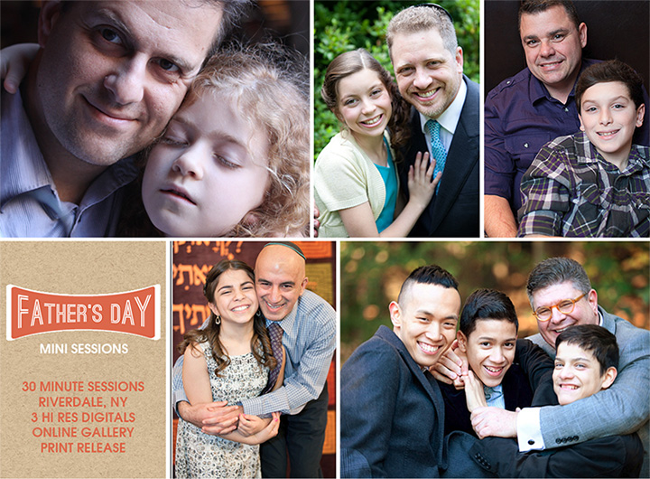 Father's Day Mini Sessions - Photography by Total City Girl - Stacey Natal