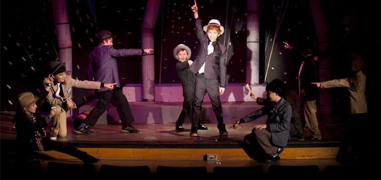 Theater Photography:  Guys & Dolls, Jr.