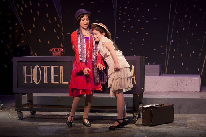 Thoroughly Modern Millie, JR