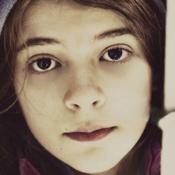 Child portrait - girl