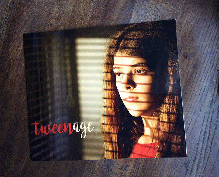 Tweenage Photo Book